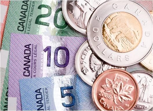 Canada l argent et les finances rci international